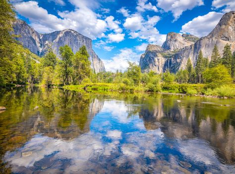 Photo free river, Yosemite National Park, nature