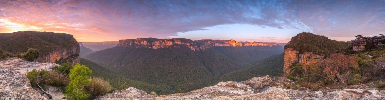 Бесплатные фото восход,синий,горы,новый южный уэльс,австралия,пейзаж,гора Виктория,природа,небо,пустыня,национальный парк,камень