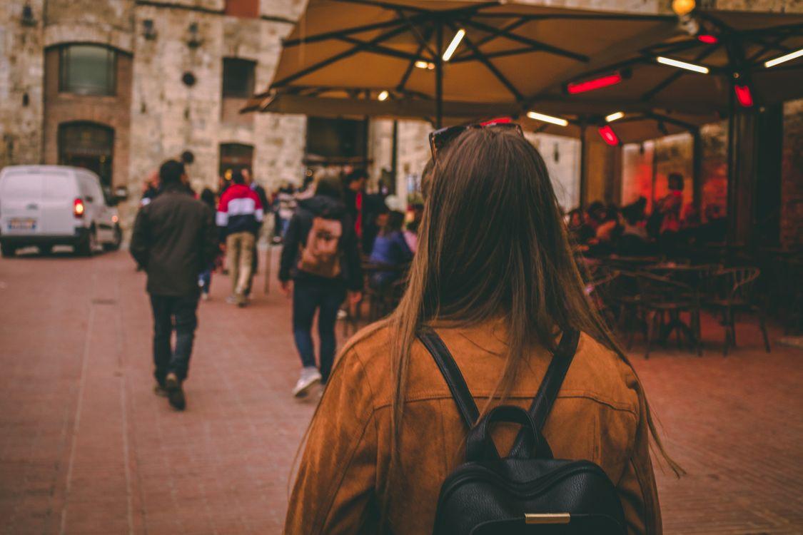 Фото бесплатно городской, люди, девушки - на рабочий стол
