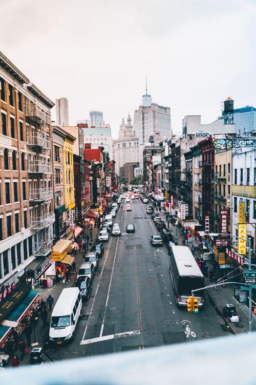 Фото бесплатно Нью-Йорк город, город, Нью-Йорк - на рабочий стол