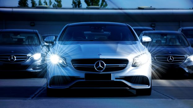Photo free Mercedes, Elegant, Car
