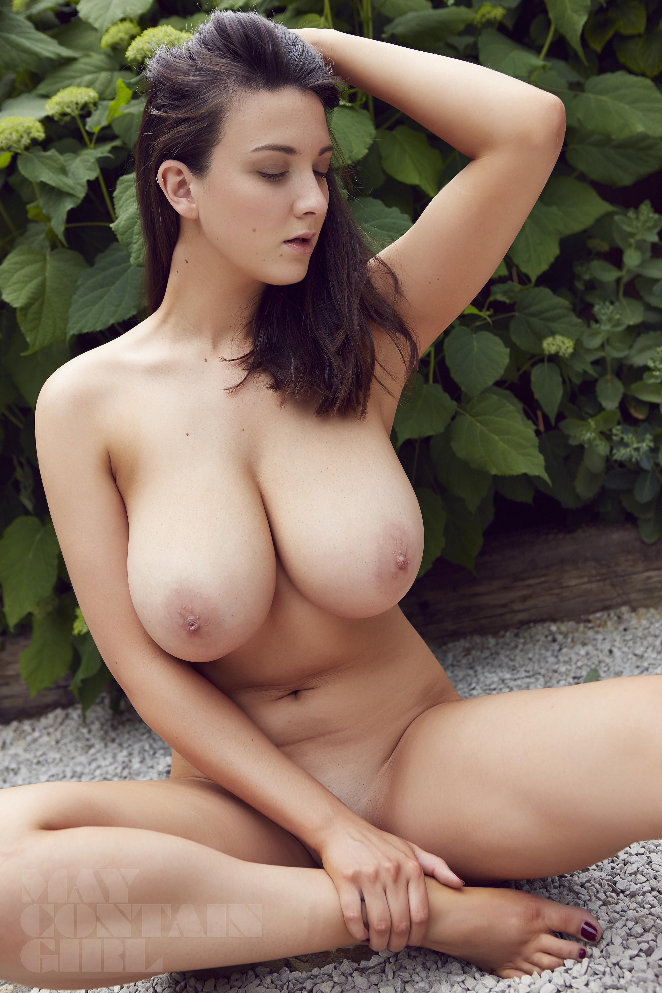 Big natural breast pics