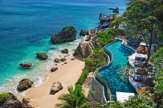 Заставки Бали, побережье, Индонезия