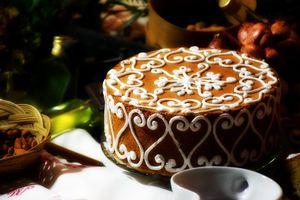 Фото бесплатно торт, тортик, еда
