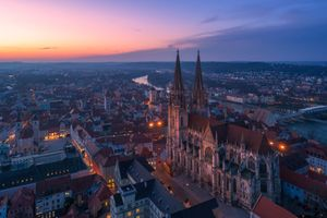 Фото бесплатно Regensburg, Germany, город