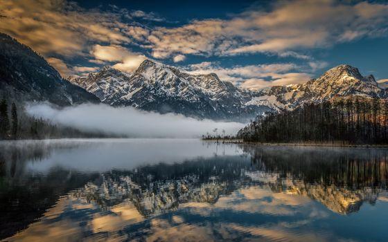 Альпийские отражения
