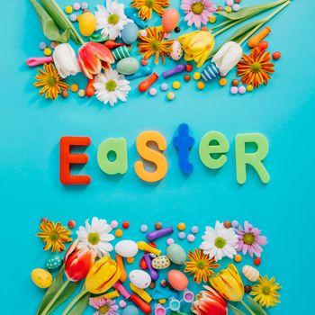Фото бесплатно Пасхальные яйца, пасхальные обои, воистину воскрес