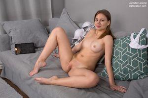 Бесплатные фото Jennifer Lorentz,красотка,голая,голая девушка,обнаженная девушка,позы,поза