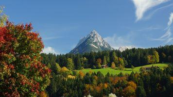 Бесплатные фото Beautiful,mountain,nature