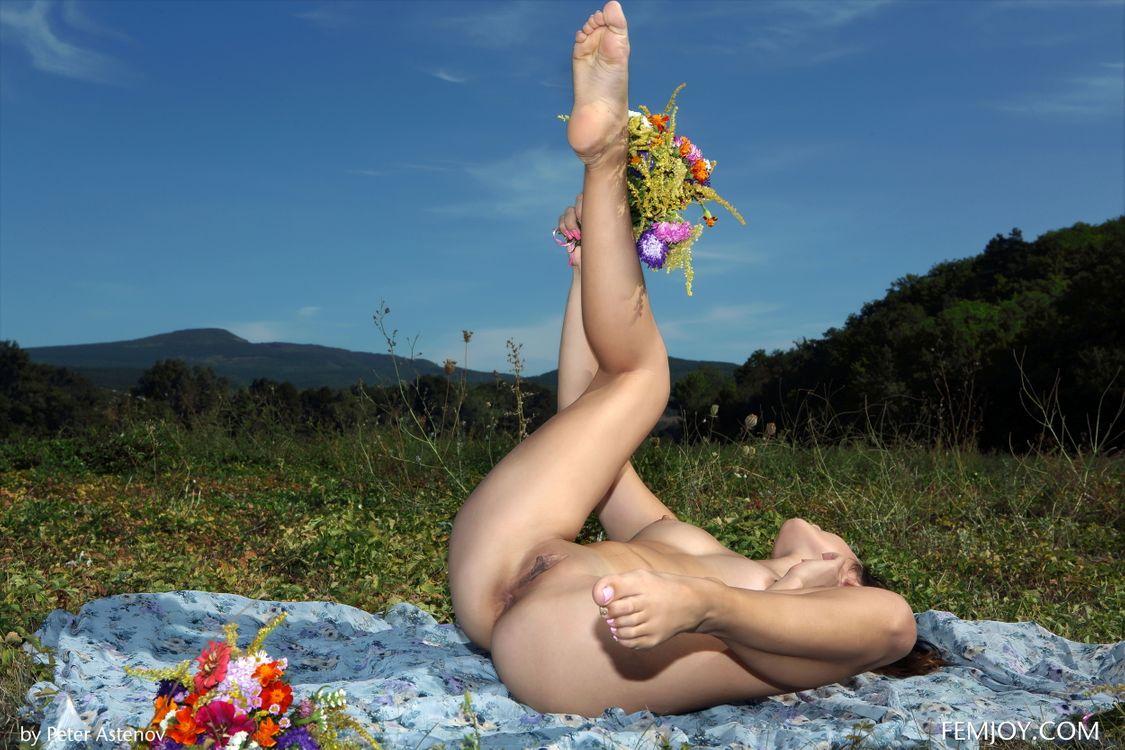Фото бесплатно Арина F, голая, фотосессия - на рабочий стол
