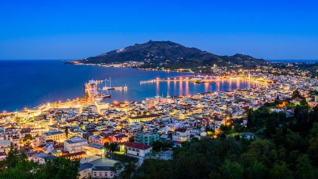 Photo free Zakynthos, harbor, Greece