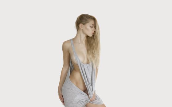 Фото бесплатно блондинка, не голая, горячая