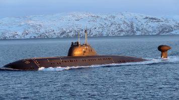Бесплатные фото лодка,военный,подводная лодка,гора,поверхность,плывет
