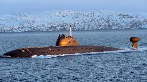 Фото бесплатно лодка, военный, подводная лодка