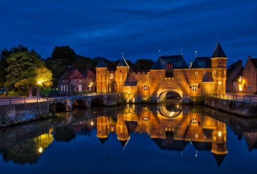 Photo free Koppelpoort, castle, fortress