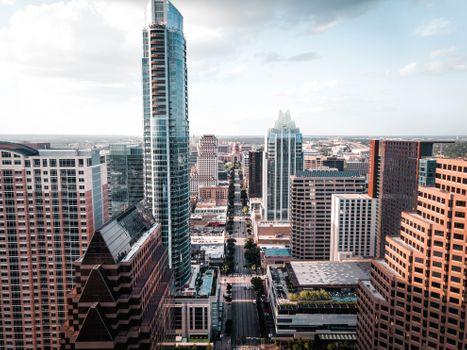 Photo free building, Austin, city