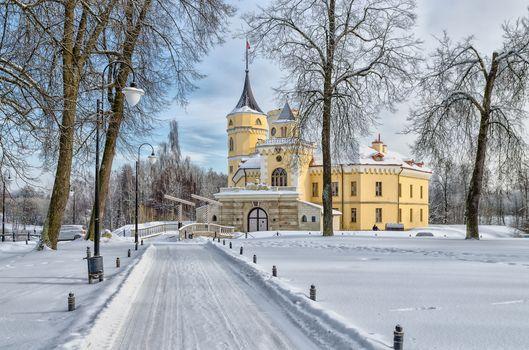 Замок Бип в Павловске 9 · бесплатное фото