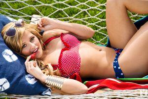 Фото бесплатно модель, Одри Аллен сексуальная девушка, богиня