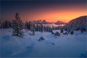 Photo free snow, winter, Austria