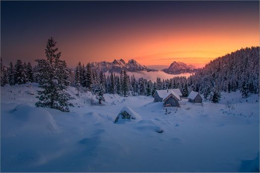 Photo free snow, winter, Austria