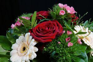 Фото бесплатно цветочная композиция, разноцветный, цветок