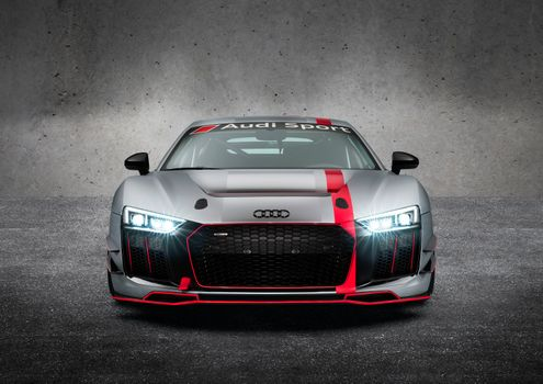 The Audi R8 is the Lord of the rings · free photo