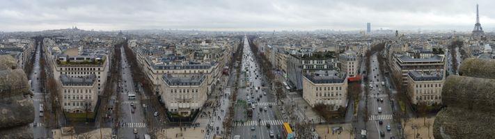 Фото бесплатно Париж, Франция, улицы