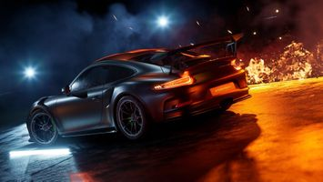 Заставки Porsche 911, Porsche, Автомобили