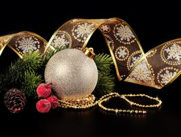 Фото бесплатно Новогодний стиль, дизайн, новогодние обои
