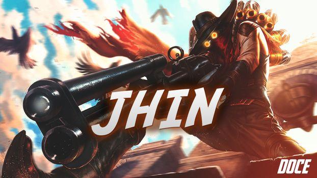 Photo free Jhin League Of Legends, League Of Legends, Games