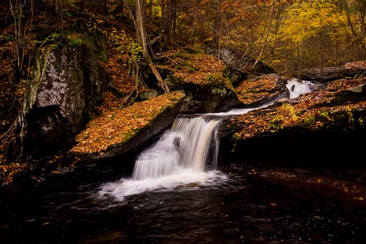 Photo free landscape, flowing, Pennsylvania