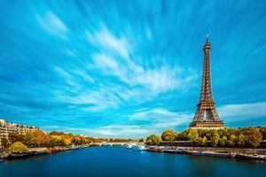 Бесплатные фото Париж,Франция,город,Эйфелева башня