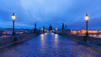 Фото бесплатно Charles Bridge, Prague, Czech Republic