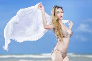 Фото бесплатно сексуальная девушка, азиатка, фотосессия