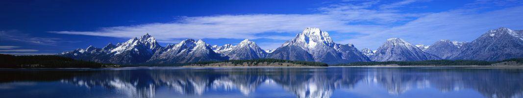 Фото бесплатно монитор, гора, много