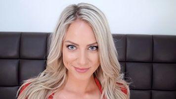 Фото бесплатно Natalia Cherry, блондинка, глаза, модель