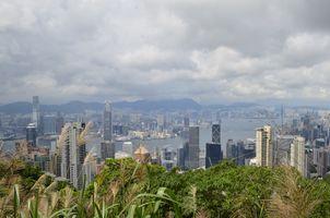 Заставки Китай, Гонконг, пейзаж