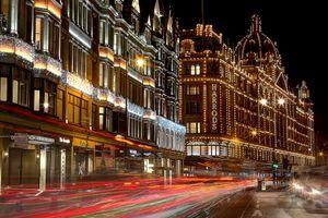 Рождество в Найтсбридже