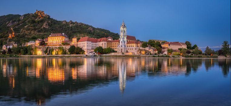 Фото бесплатно Дюрнштайн, Австрия, Долина Вахау