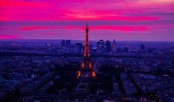 Париж последние
