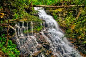 Фото бесплатно вода, пейзаж, поток