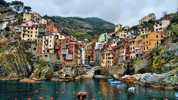 Photo free cinque terre, italy, sea