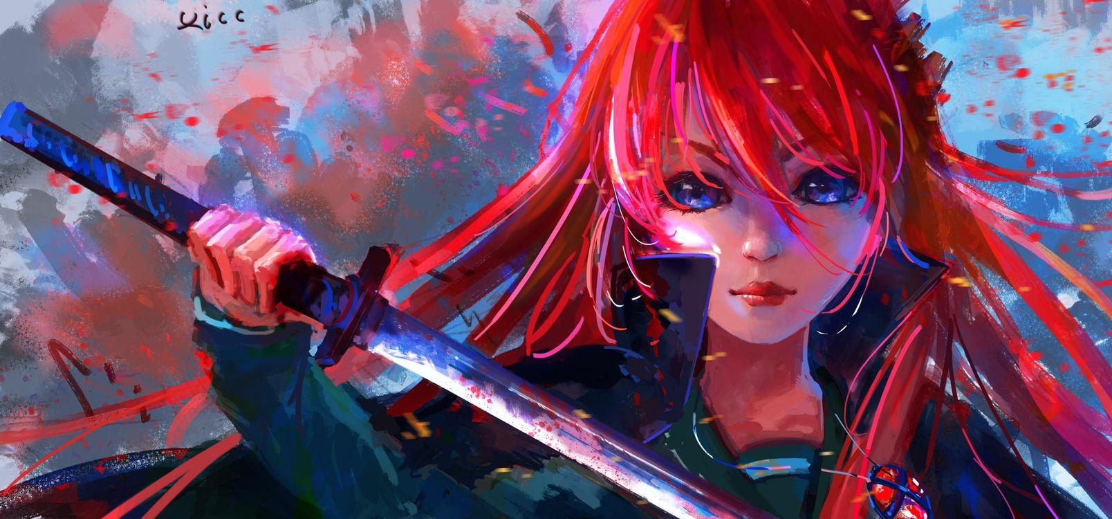 Screensaver anime girls, anime download free