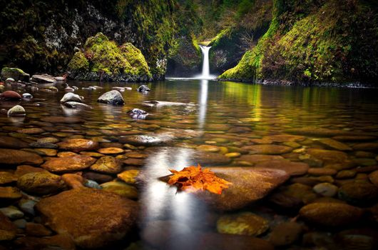 Фото бесплатно водопад, природа, пейзаж