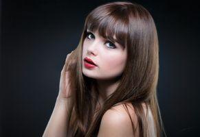 Фото бесплатно красота, молодые, макияж