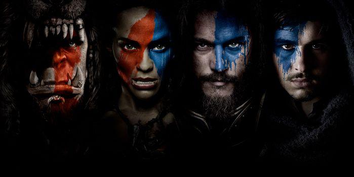 Photo free adventure, Warcraft, banner