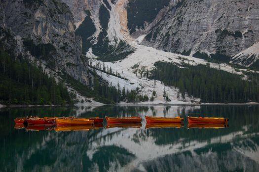 Photo free Trentino-Alto Adige, boat, dolomites