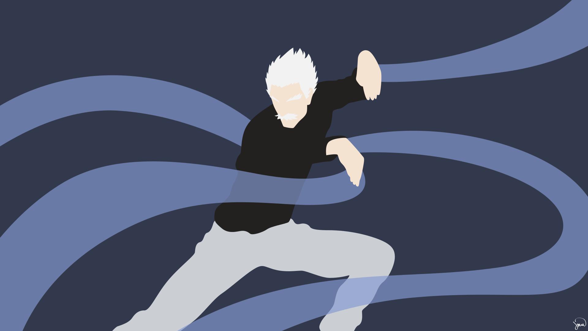 Free Photo Anime One Punch Man Yusuke Murata To Desktop