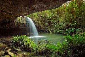 Бесплатные фото Lower Kalimna Falls,Victoria,Australia,водопад,скалы,поток,растения