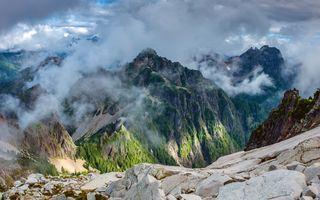 Бесплатные фото туман,пейзаж,природа